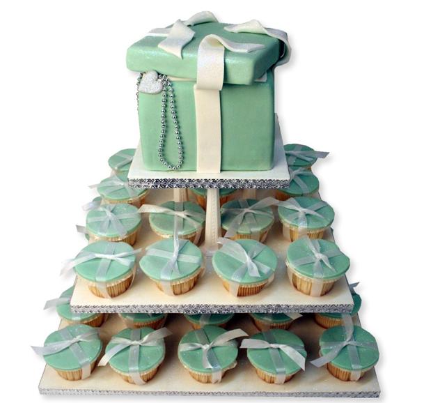 tiffany taart